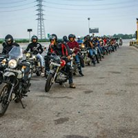 PBRC - Giving IS Good With Bikers Of India