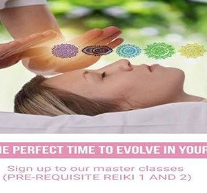Reiki Master Course &amp Channeling