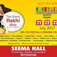 The GRAND RAKHI MELA (Lifestyle Exhibition)