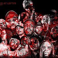 Halloween Hip Hop at Leftys