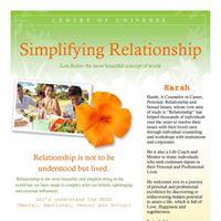 Simplifying Relationship