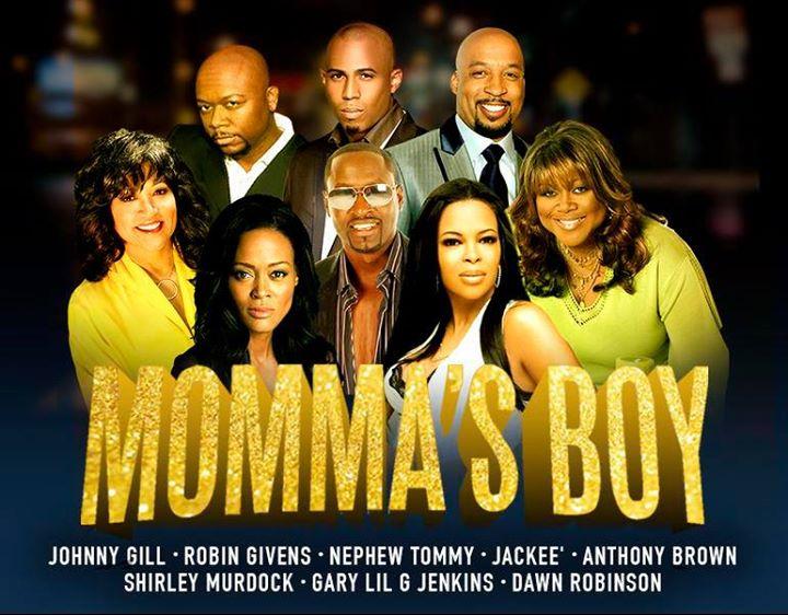 Mommas Boy The Play [Jackson MS]