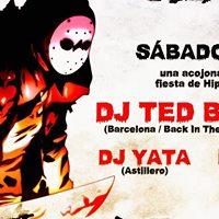 DJ Ted Bundy DJ Yata y DJ UVE