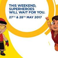Meet &amp Greet Your Favorite Super Bheem &amp Mighty Raju