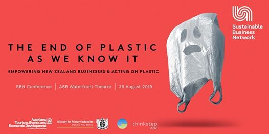 The End of Plastic as We Know It - SBNs Annual Conference