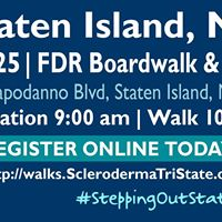 Staten Island - Stepping Out To Cure Scleroderma