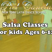 Kids Dance Classes Salsa Level 1