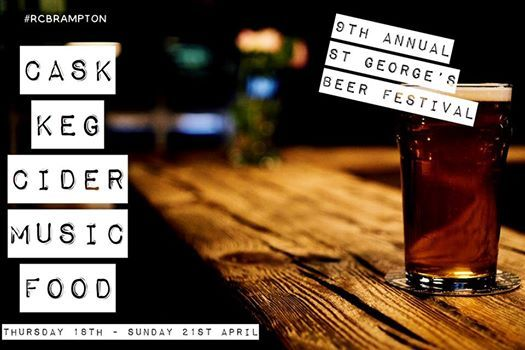 The 9th Annual St Georges Beer Festival