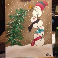 29th november events in albuquerque for Paint and wine albuquerque