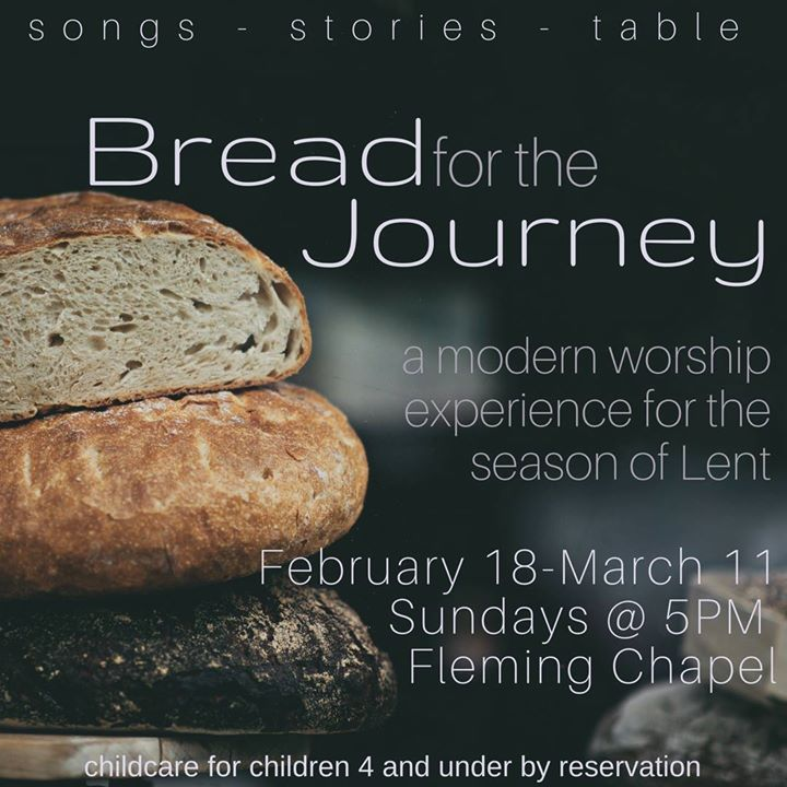 Bread for the Journey Bonnie Bishop