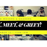 Filipino Food Movement Volunteer Eat Meet &amp Greet