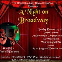 A Night On Broadway