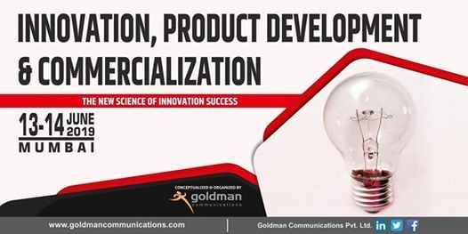 Innovation Product Development & Commercialization Masterclass 2019