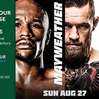 Mayweather vs McGregor Rasing Funds for the Geelong Ammos