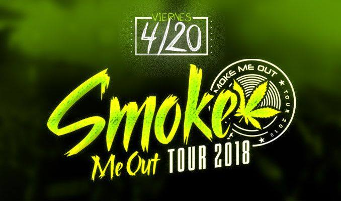 Smoke Me Out Tour in Los Angeles