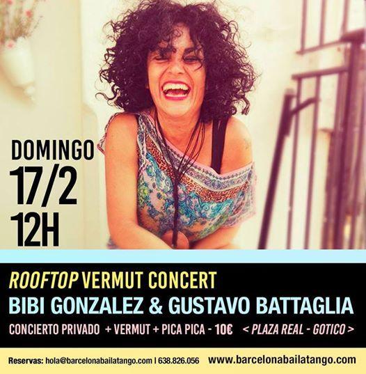 Rooftop Vermut Tango Concert