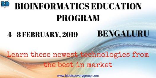 Bioinformatics Education Program Bengaluru Karnataka India