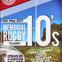 Lyell Memorial Rugby 10s Tournament