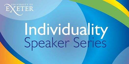 Individuality Speaker Series - Zrinka Bralo