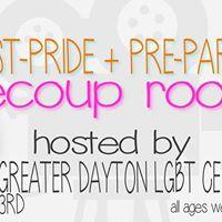Pride Pre-Party Recoup Room