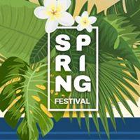 Spring Festival - 25 26 y 27 de mayo en Alicante.