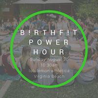 Birthfit Power Hour
