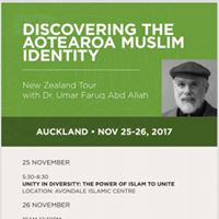 Discovering the Aotearoa Muslim Identity with Dr Umar