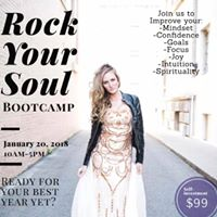 Rock Your Soul Bootcamp Kick Ass in 2018