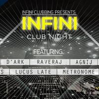 INFINI CLUB NIGHT- APRIL 2017