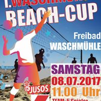 1. Waschmhlen Beach Cup - fr ein buntes Kaiserslautern