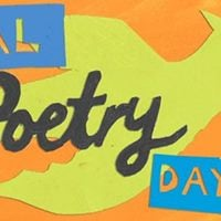 An evening of poems (around) National Poetry Day