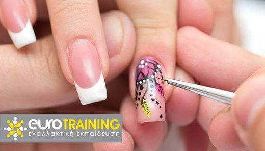 Nail Art Salon Mix Nail Art At Iek Eurotraining
