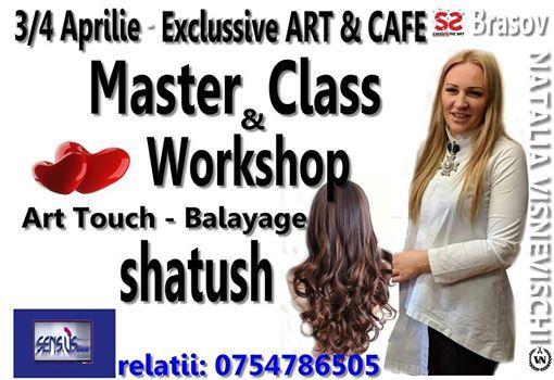 Master Class & Workshop  Natalia Visnevschi