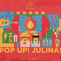 Pop Up Julina at Slinte