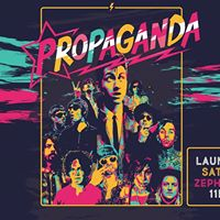 Propaganda Launch Party 05.08.2017