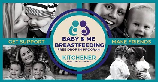 Baby & Me Breastfeeding Drop In Kitchener