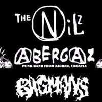 The Nilz Abergaz Bagmans at GREY ROOM