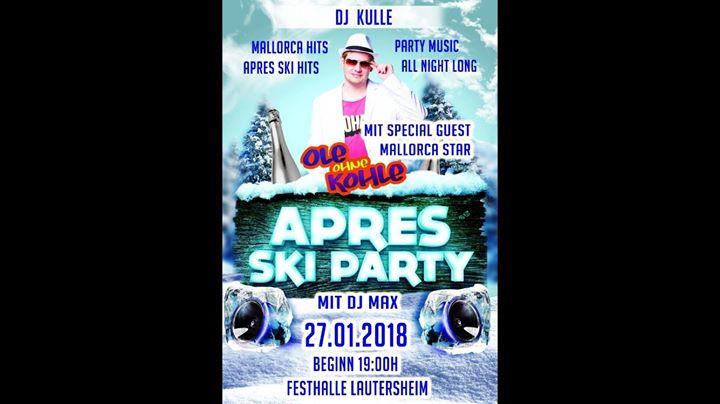 Apres Ski Party Lautersheim - mit Ole ohne Kohle