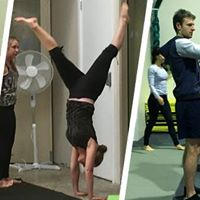 Handstands - 4 wk class (runs WEDs 28 June - 19 July)
