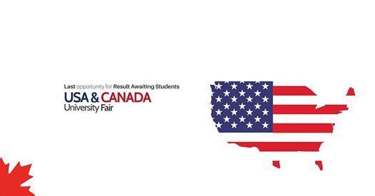 USA & Canada University Fair in Faisalabad