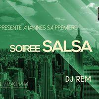 Soire de Rentre Salsa New Style Vannes