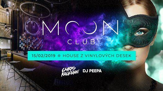 House music z vinylu  Moonclub