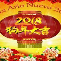 Ao Nuevo Chino 2018