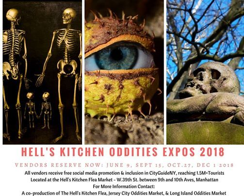 hells kitchen oddities expos w jersey city and li oddities mkt - Kitchen Expos