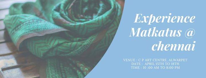 Experience Matkatus at Chennai