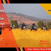 Ride to Jambughoda