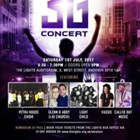 Great Great God (3G) Concert