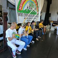 Workshop De Capoeira Angola Com Mestre Grande
