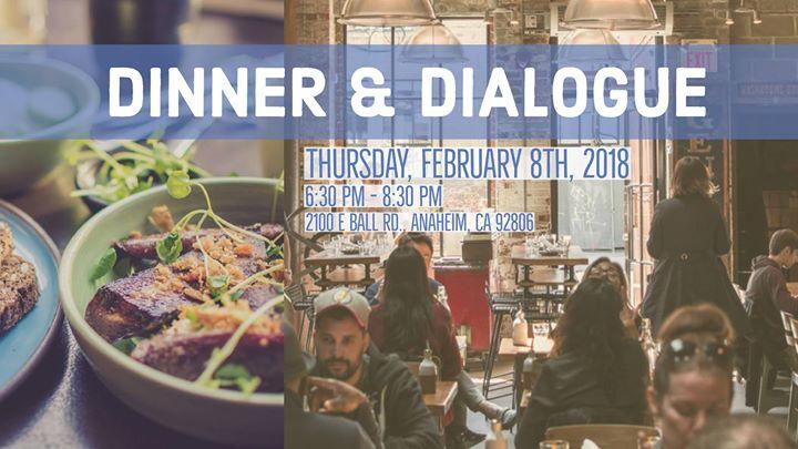 WCU OC Alumni Dinner and Dialogue