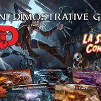Dungeons&ampDragons 5e - sessioni demo gratuite
